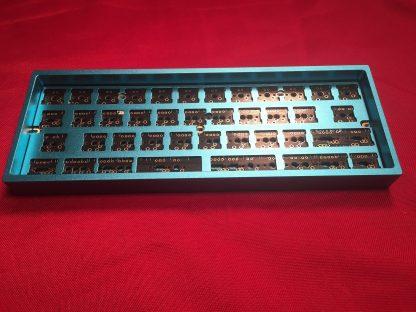 AMJ40 Aluminum Light Blue Case