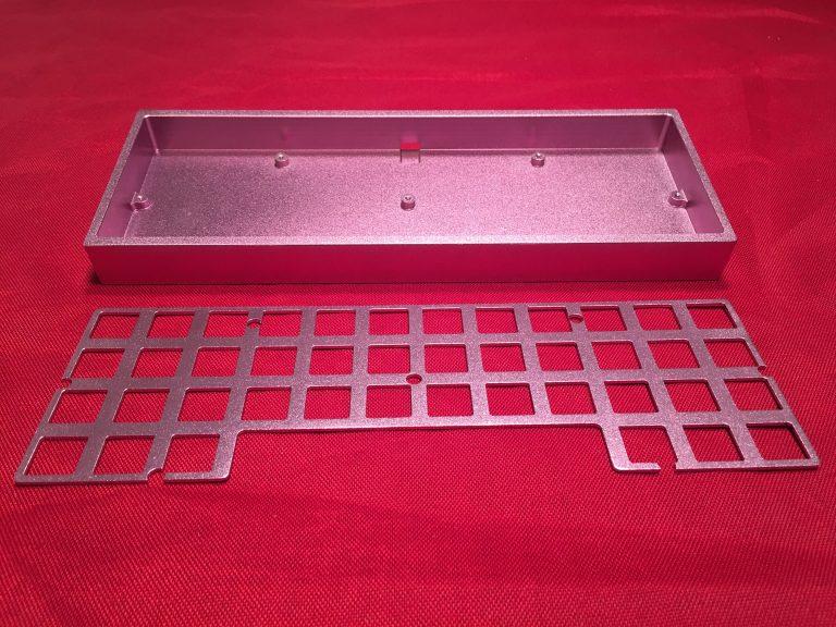 AMJ40 Aluminum Pink Case