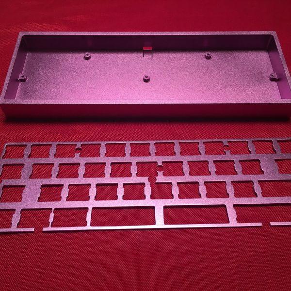 AMJ40 Aluminum Purple Case