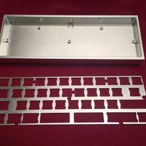 AMJ40 Aluminum Silver Case