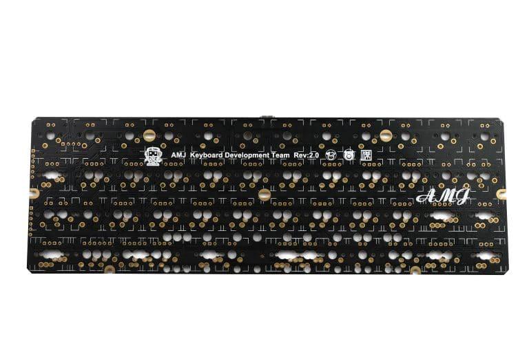 AMJ40 PCB Front