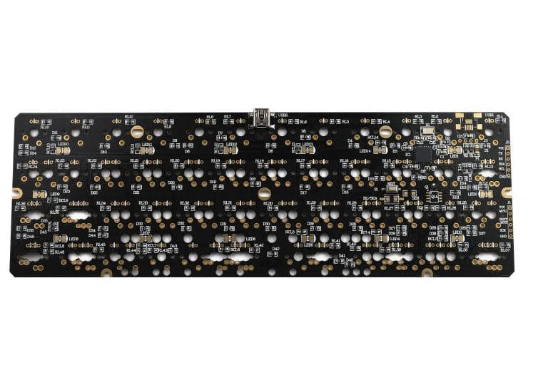AMJ40 PCB Back