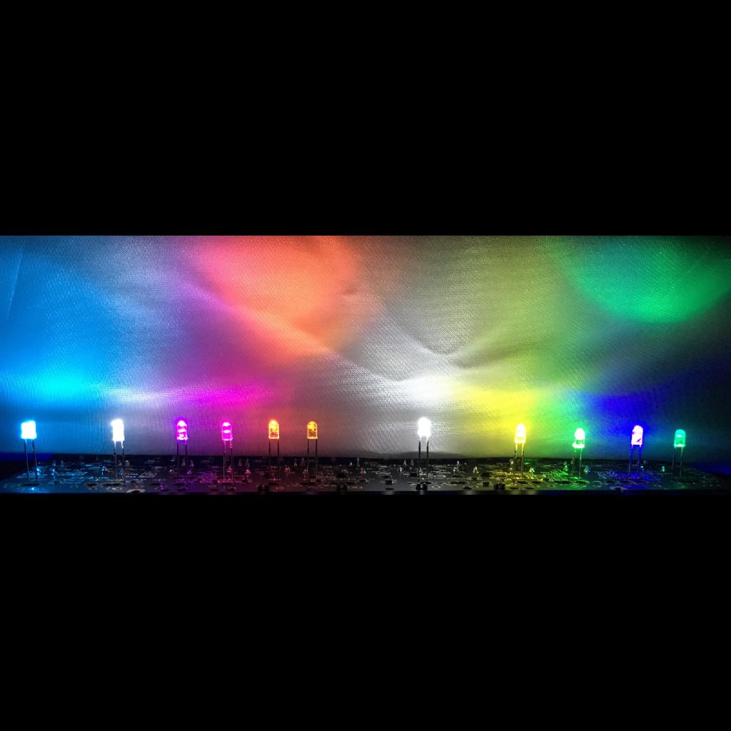 Switch LEDs (Set of 110)