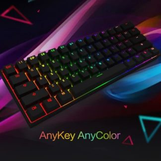 Anne Pro Wireless Mechanical Keyboard RGB Colors