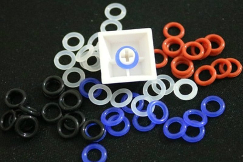 Rubber O-Ring Dampeners – 1.5mm