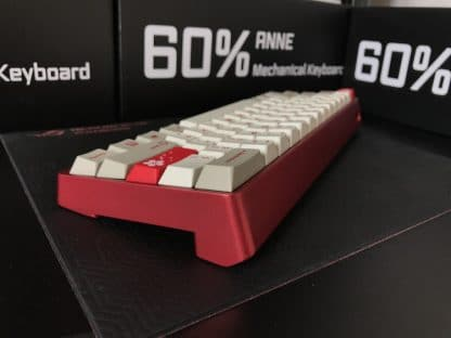 Anne Pro Aluminum Case Red Back