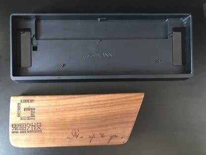 Anne Pro Aluminum Case Black