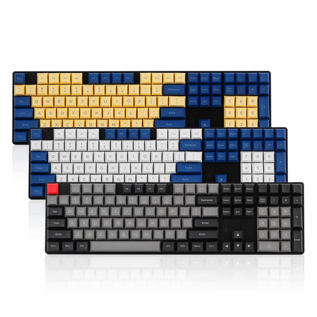DSA Keycaps Dolch/Penumbra Style 140 Keys