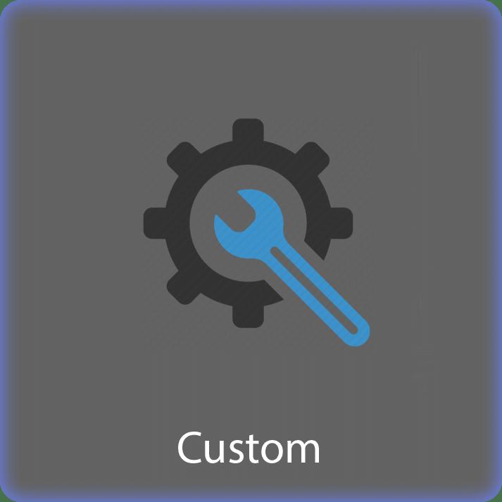 Custom Keyboard Parts