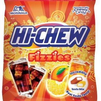 Hi-Chew Fizzies Cola-Orange Soda