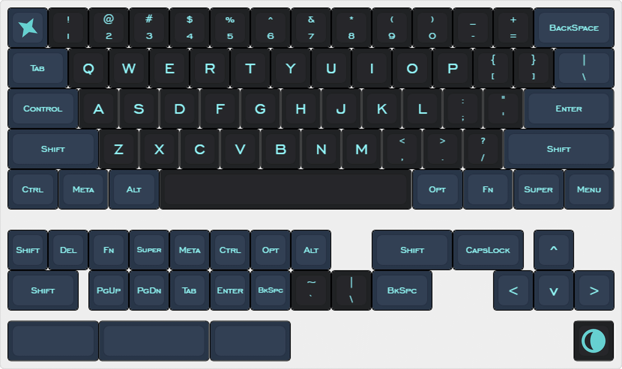 DSA Starlit Moonnight