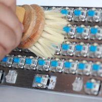 Keyboard Brush