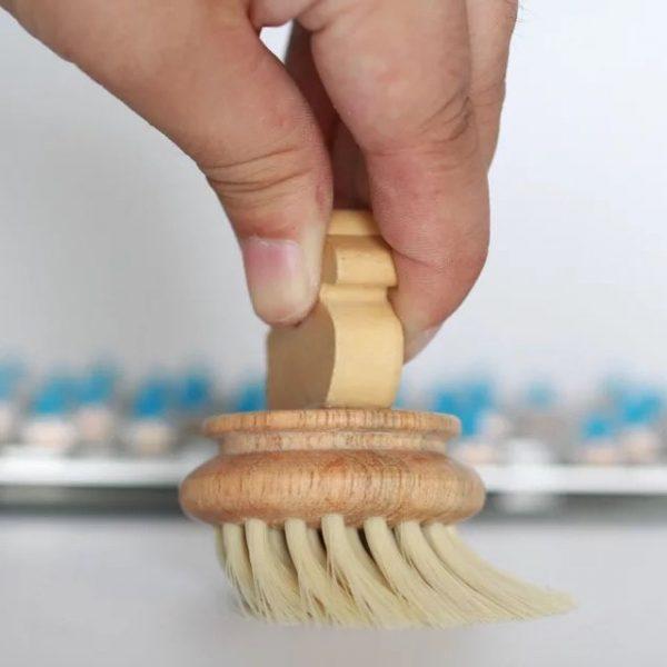 Keyboard Brush Bristles