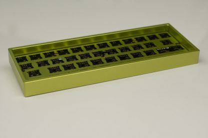 AMJ40 Fluorescent Green Case