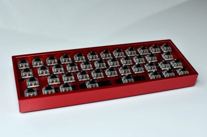 AMJ40 Red Case