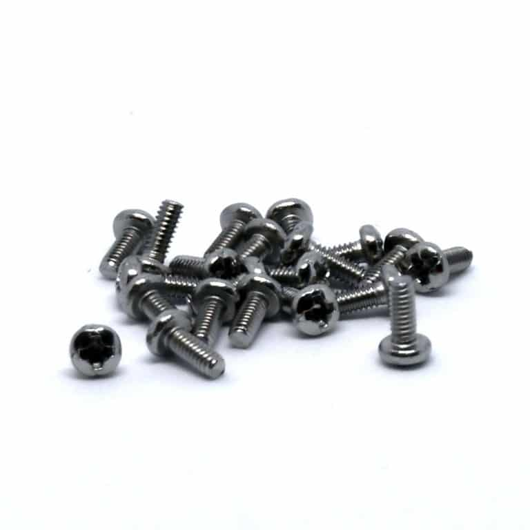 M2 5mm Pan Head Screws
