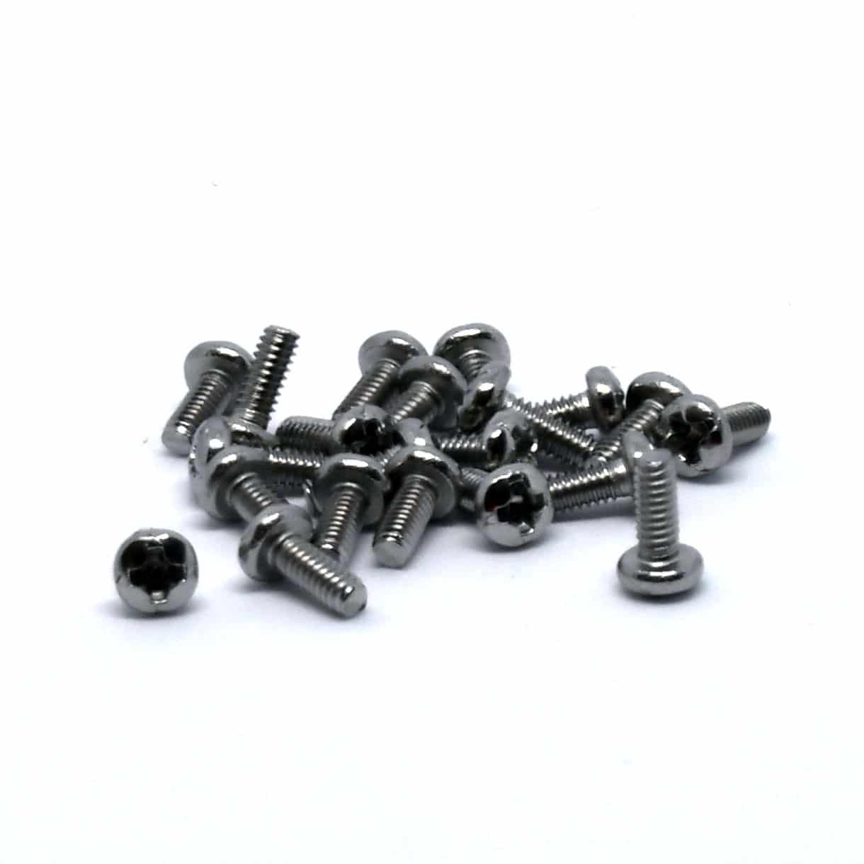 M2 5mm Pan Head Screws