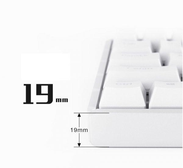 19 mm Case Height Mechanical Keyboard