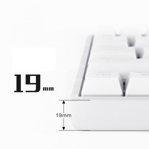 19 mm Case Height Mechanical Keyboard