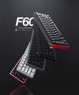 IQunix F60 Cherry MX Mechanical Bluetooth Keyboard