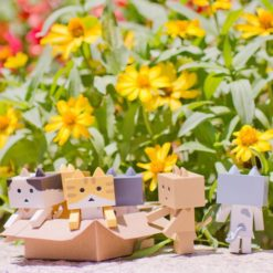 Nyanboard Danboard Cat Flowers