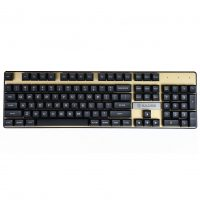 DSA PBT Black Legended Keys