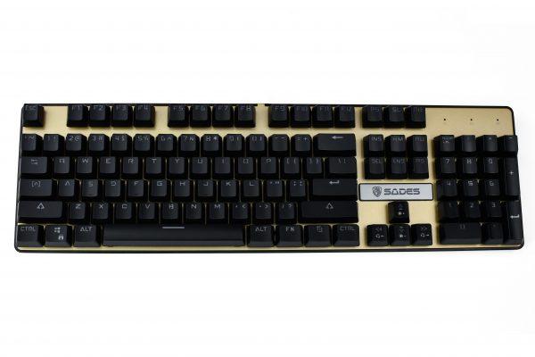 Black OEM keycaps