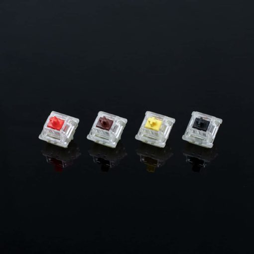 Gateron Silent Switches 4 kinds