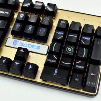 PUBG Keycaps Right Slant