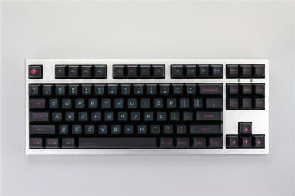 SA Miami Nights on keyboard