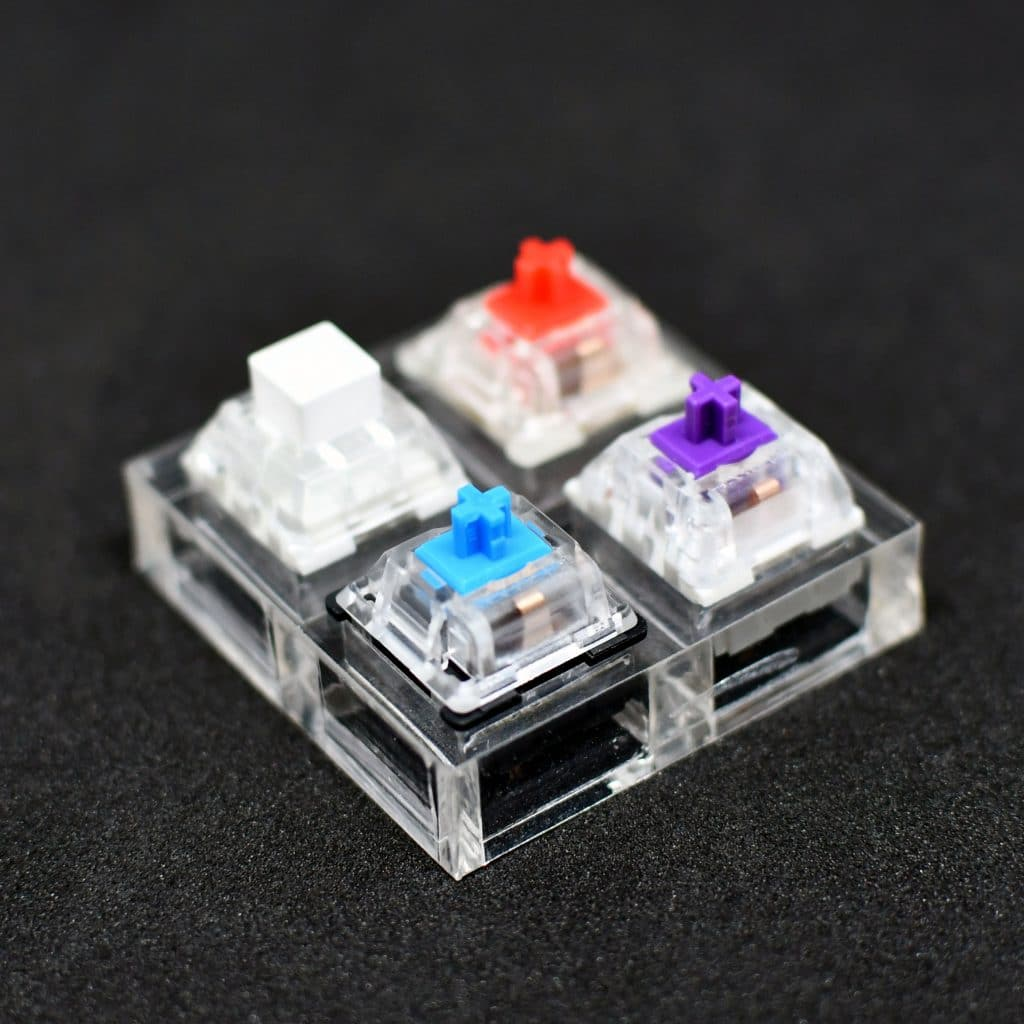 4 Slot Switch Tester (comes with switches)