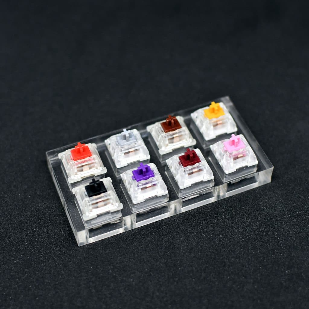 8 Slot Switch Tester (comes with switches)