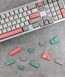 9009 Retro Keycaps