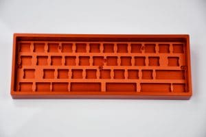 AMJ40 Orange Case Top