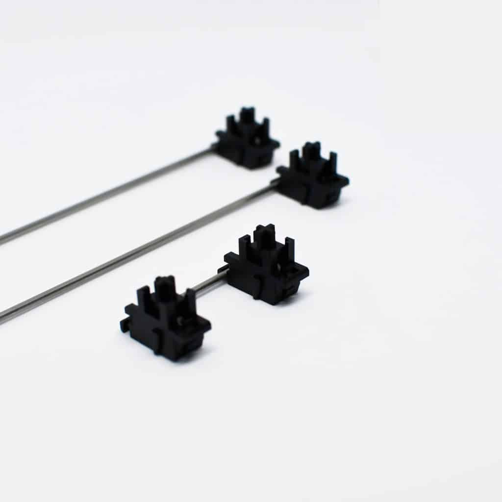 Genuine Cherry Plate-Mounted Stabilizers