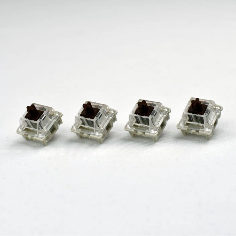 Greetech Brown Switches
