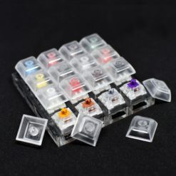 16 Slot Switch Tester with Keycaps