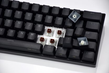 Anne Pro 2 RGB Bluetooth Keyboard with New Retooled Kailh