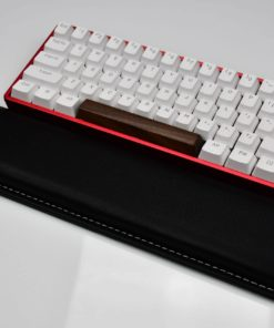 Black Wrist Rest Side