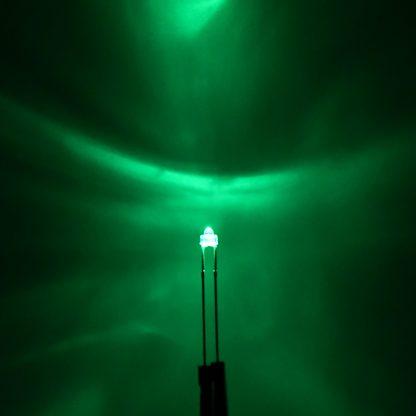1.8mm Emerald LED