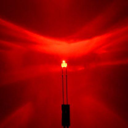 1.8mm Red LED