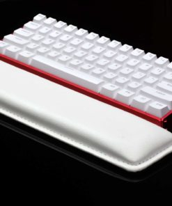White Wrist Rest Side