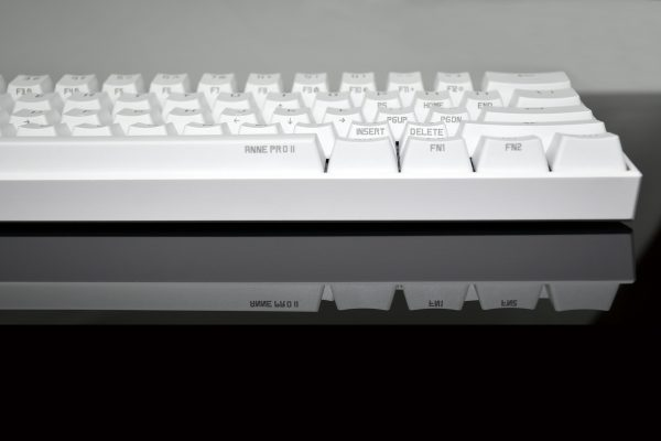Anne Pro 2 White Front New