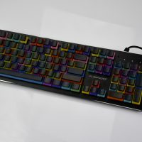 Pudding Rainbow Keycaps