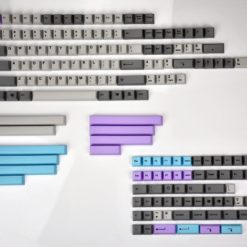 Cherry Profile Muted PBT Keycaps Full Set