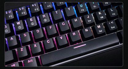 GK61 Closeup RGB