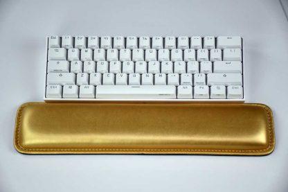 60% Gold Wristrest Front