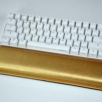 60% Gold Wristrest Side