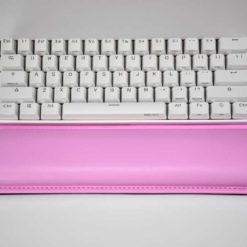 60% Pink Wristrest Front