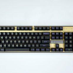 SA Midnight Keycaps